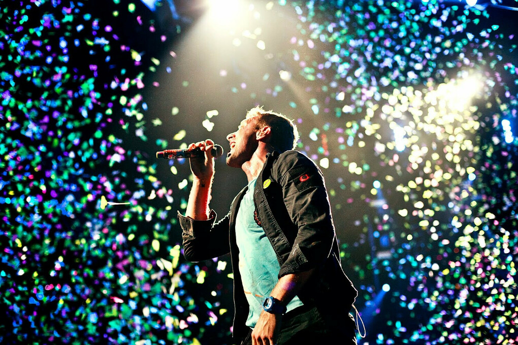 COLDPLAY! (live)