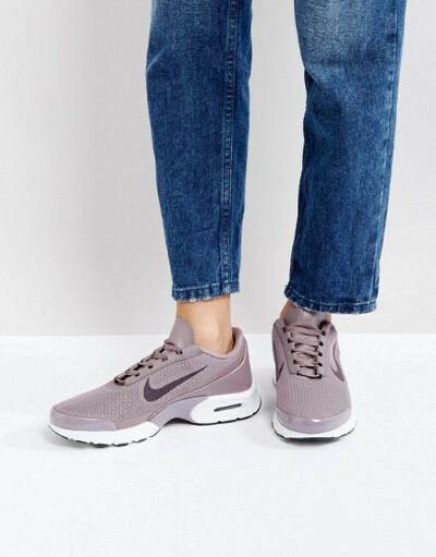 Nike Air Max Jewell Trainers In Dusky Lilac at asos.com