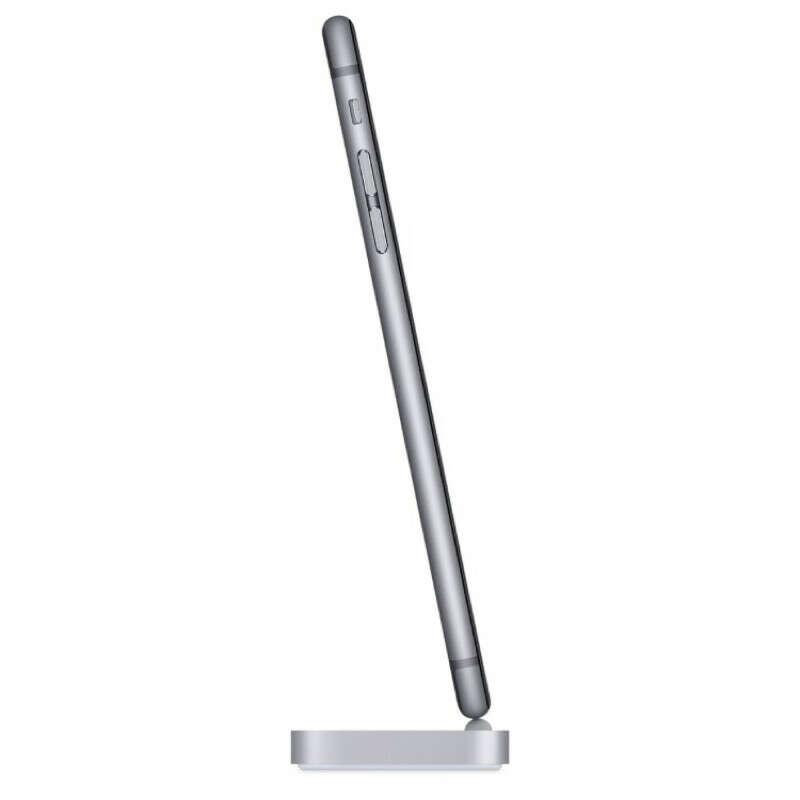 Док-станция для iPhone с разъёмом Lightning – «серый космос»