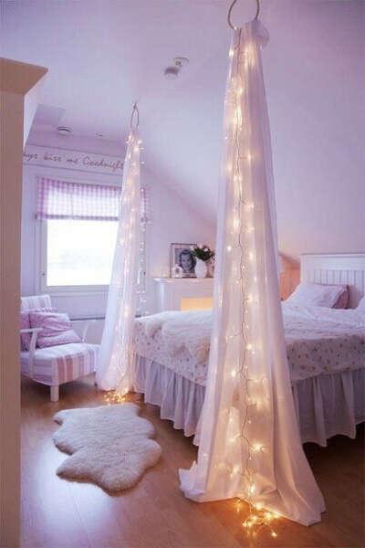 красивую и уютную комнату ^^