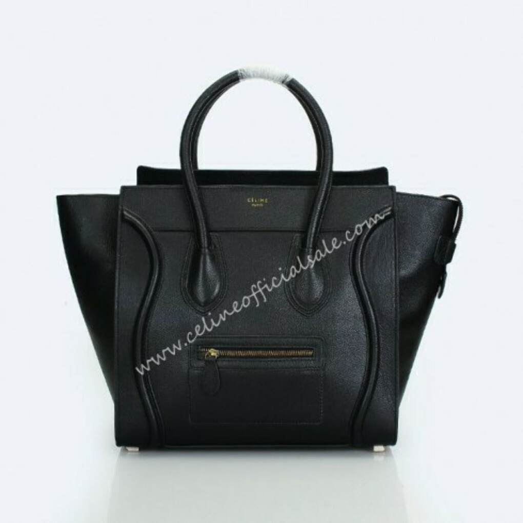 Celine Leather Bag