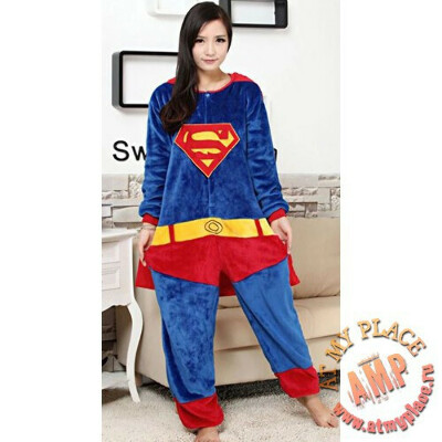"""Пижама кигуруми """"Супермен"""""""