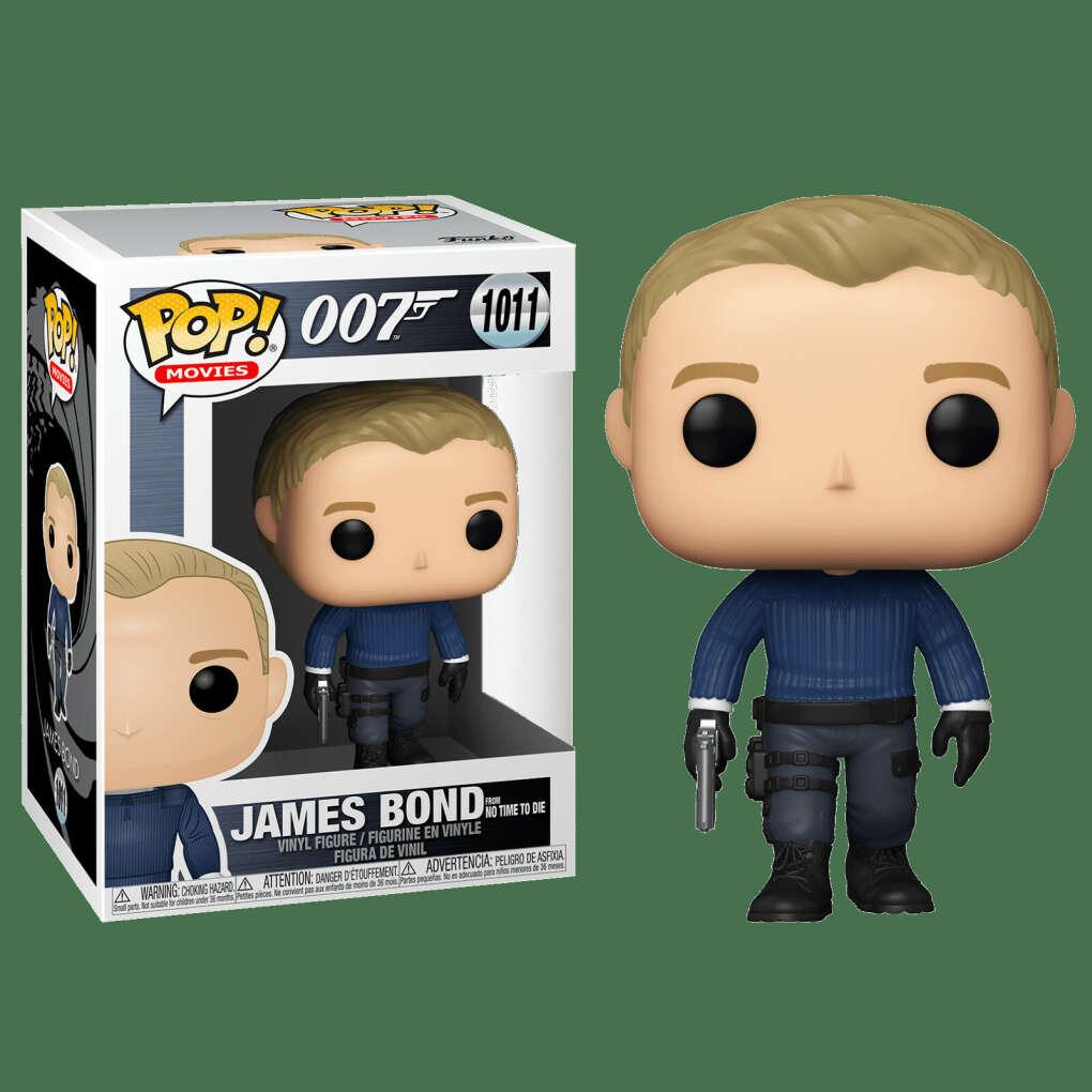 Фигурка Funko POP! James Bond: James Bond