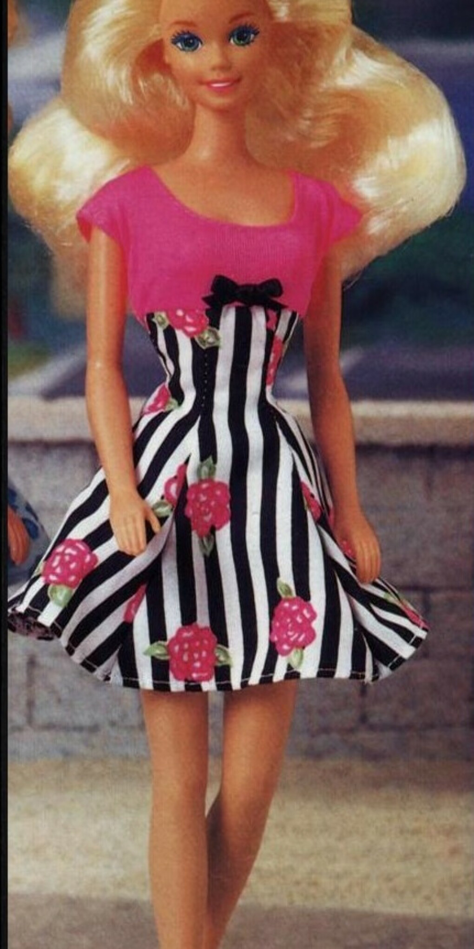 Barbie Style 1993 #10804