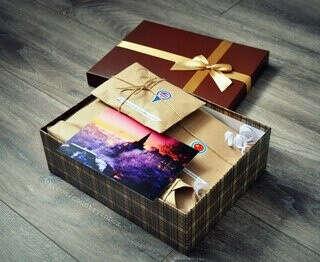 Страна в коробочке. Подарки из разных стран | VK