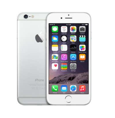 Iphone 6 silver 128 Gb