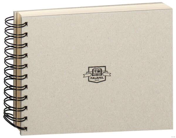 Скетчбук (белая плотная бумага, 160-200мг)