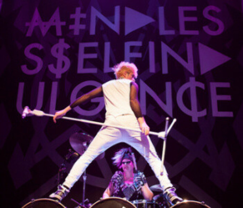 На концерт Mindless Self Indulgence