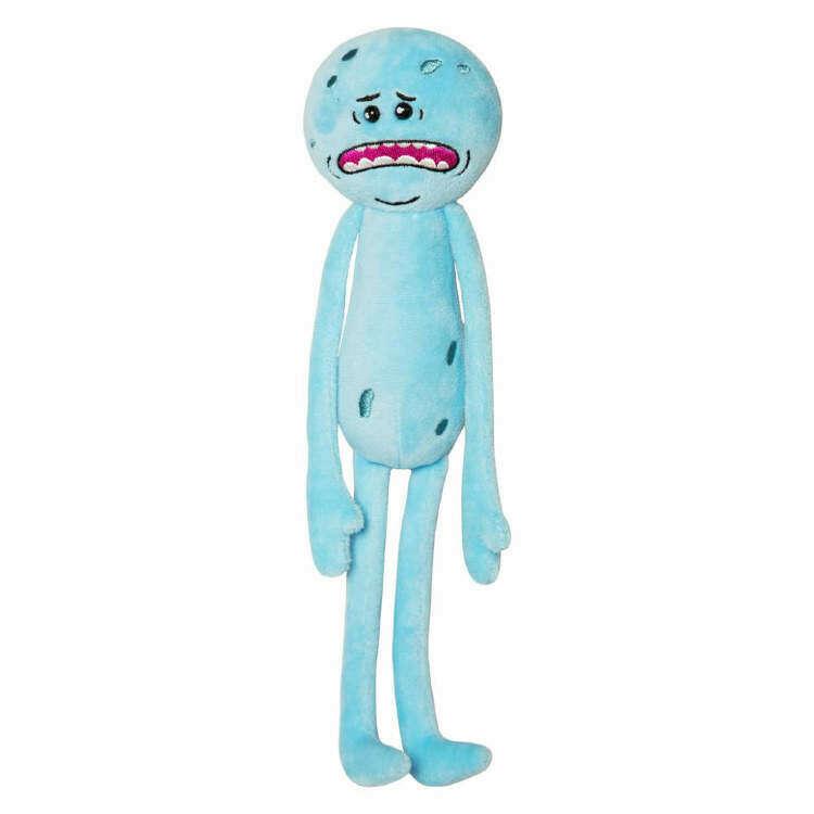 Jinx Rick and Morty - Sad Meeseeks Plush Toy Buy at G4SKY.net