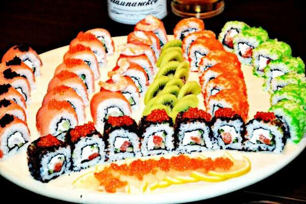 """Купить самый большой набор суши в """"sushi city"""""""