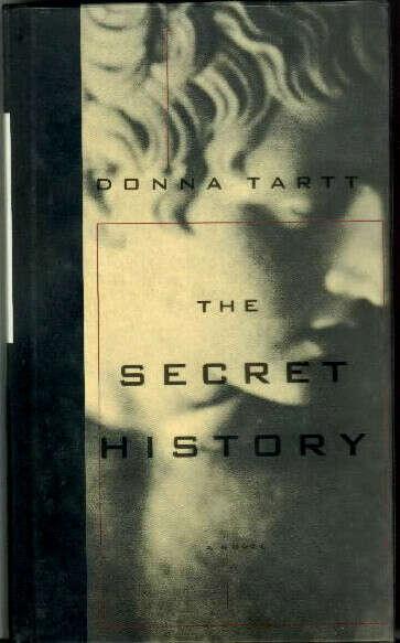 The Secret History, hardcover