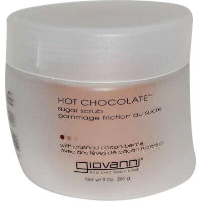 Giovanni, Hot Chocolate, Sugar Scrub