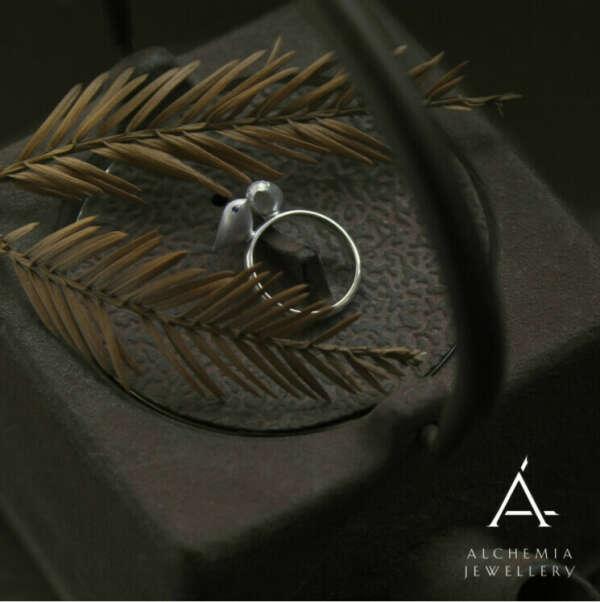 Кольцо Alchemia
