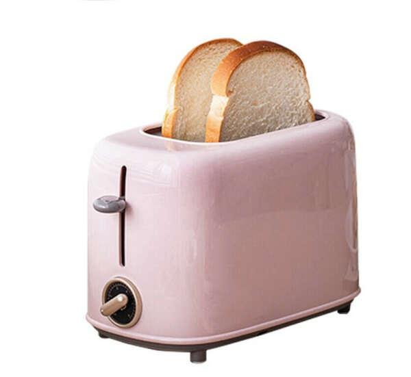 тостер розовый, ретро типа такого