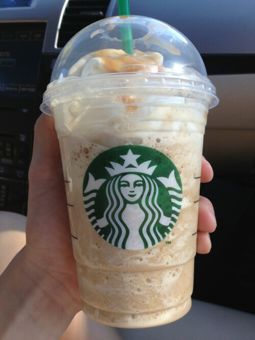 Посетить Starbucks