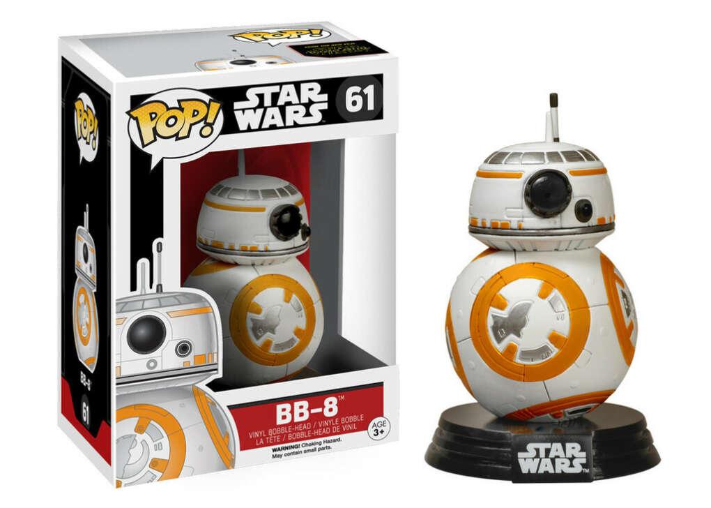 Pop! BB-8 Vinyl Figure Star Wars    Андройд БиБи-8 (Звёздные Войны) 061