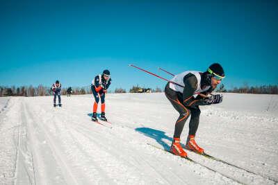 Марафон 50км на лыжах