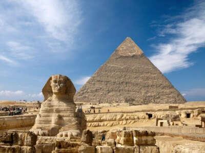 Увидеть пирамиды