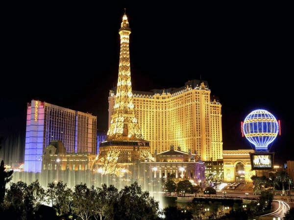 Побывать в Лас Вегасе