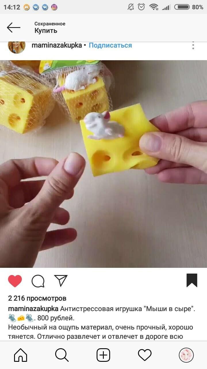 Мыши в сыре