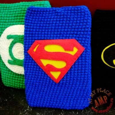 Чехол для iPad mini - Супермен