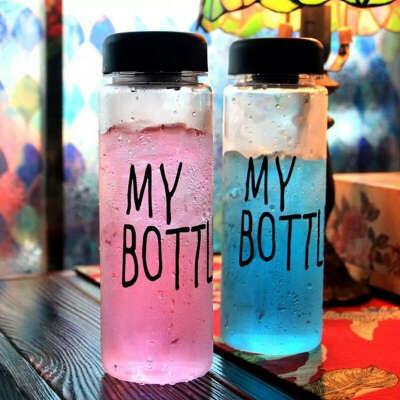 """Бутылку """"my BOTTLE"""""""
