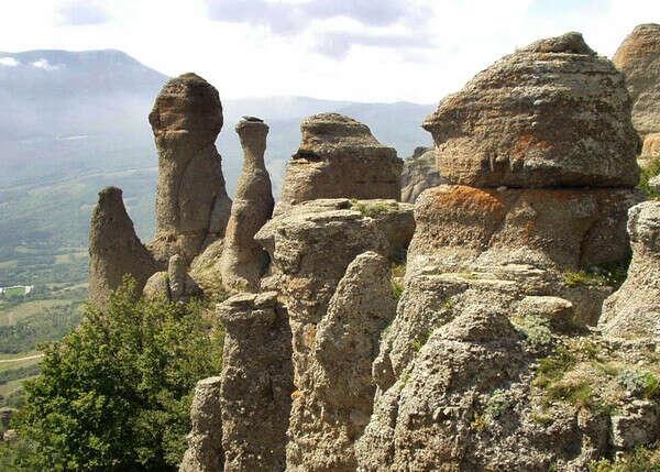 Долина Привидений (Крым)