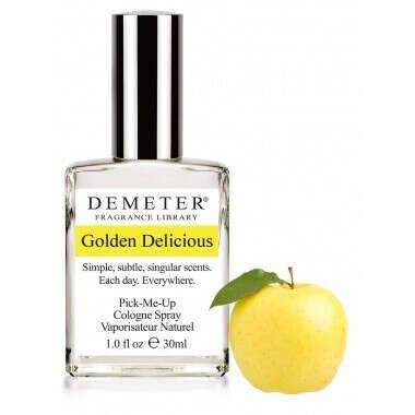 Demeter «Голден Делишес» (Golden Delicious)