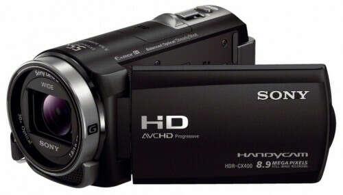 Цифровая видеокамера SONY HDR-CX400EB – интернет-магазин Эльдорадо