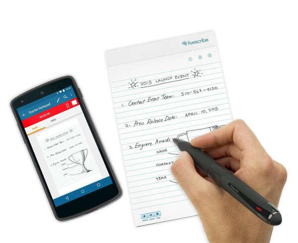 Отцифровывающая ручка / Digital Pen