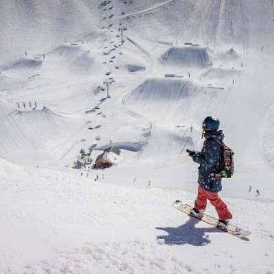 Хочу кататься сноуборде !