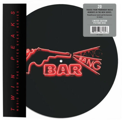 Soundtrack / Twin Peaks: Music From The Limited Event Series (Picture Disc)(2LP)