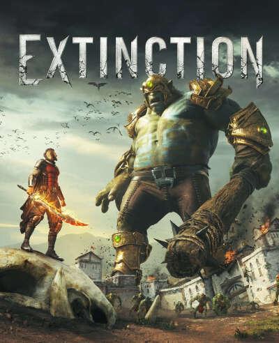 Extinction для PS4