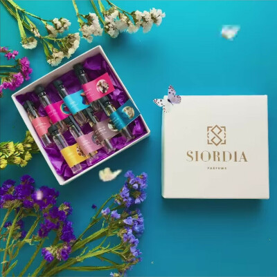 Набор ароматов Siordia Parfums