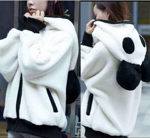 Толстовка кигуруми - Панда