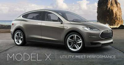 Электрокар Тесла