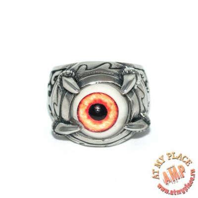 """Кольцо """"Огненный глаз"""""""