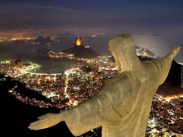 Побывать в Рио де Жанейро