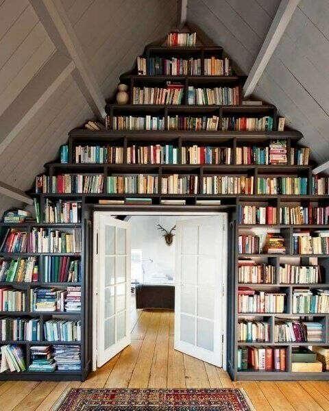 Хочу собрать и прочитать любимые книги