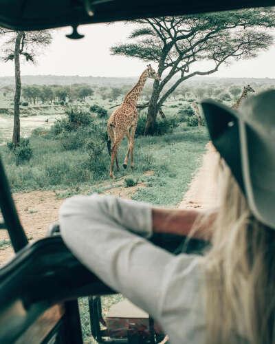 В путешествие по Африке,Танзания