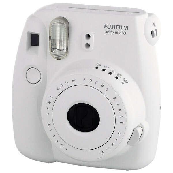 Фотоаппарат мгновенной печати Fujifilm Instax Mini 8S White