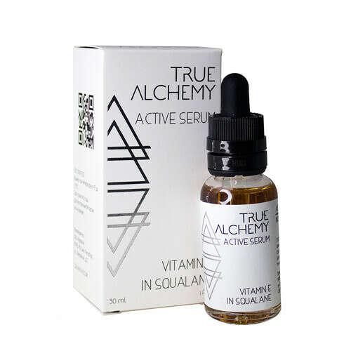 """Сыворотка """"Vitamin E in Squalane"""" True Alchemy"""