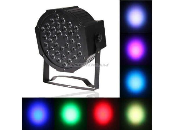 Прожектор par rgb