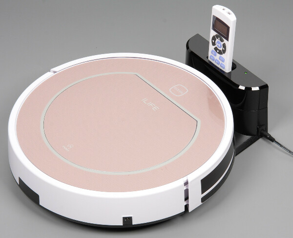 ILIFE V7s Plus робот пылесос, влажная и сухая уборка, острый датчик для уборки