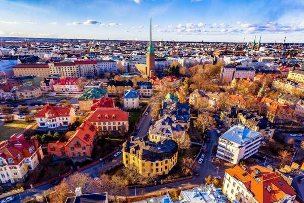 Съездить в Финляндию