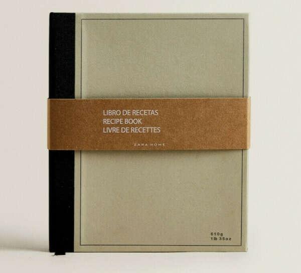 Zara recipe book
