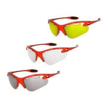 Прозрачные или жёлтые велосипедные очки