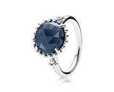 PANDORA | Серебряные и золотые кольца