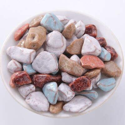 Конфеты в виде камней