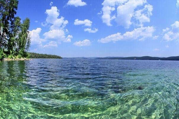 Поехать на озеро Тургояк